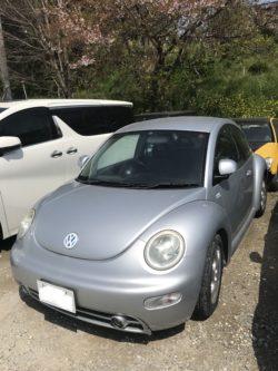 VW ニュービートル